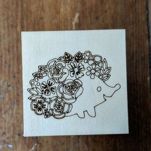Hand Crafted Other - Two Hedgehog Drawer Dresser Knobs Pulls NWT